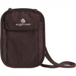 Eagle Creek Undercover Neck Wallet Bruin