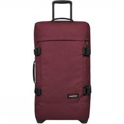 Eastpak Tranverz M Trolley Bordeaux