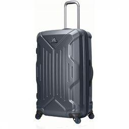 Gregory Quadro Hardcase 90 Trolley Donkergrijs