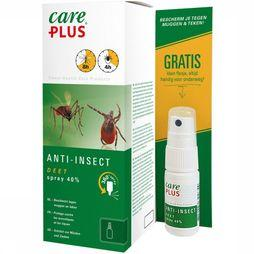 DEET Anti-insect Spray 40% 200ml + gratis DEET 40% 15ml