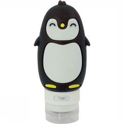 Travelsafe Squeez Bottle Animal Kids Zwart