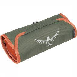 Osprey Washbag Roll Toilettas Oranje