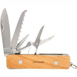 Kikkerland Huckleberry First Pocket Knife Zakmes Geen kleur