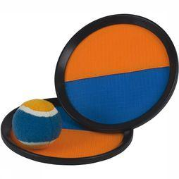 VAHB Catch Ball Set Stratch Super Grip Oranje/Blauw
