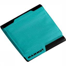 Mammut Small Wallet light Portemonnee Lichtblauw