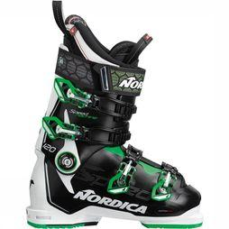 Nordica Speedmachine 120 Skischoen Zwart/Wit