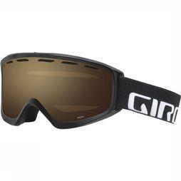 Giro Index OTG Black Skibril Zwart
