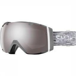 Smith SMI I/O Skibril Middengrijs