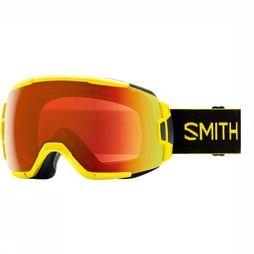 Smith Vice Street Yellow Skibril Geel/Zwart