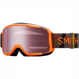 Smith Daredevil Halo Camo Skibril Kids Assortiment Camouflage