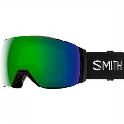 Smith I/O Mag XL Black Skibril Zwart