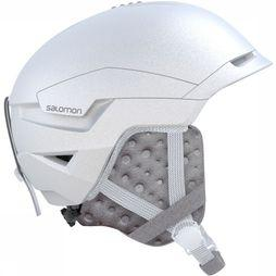 Salomon Quest Access Helm Dames Wit