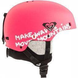 Roxy Muse Skihelm Dames Middenroze