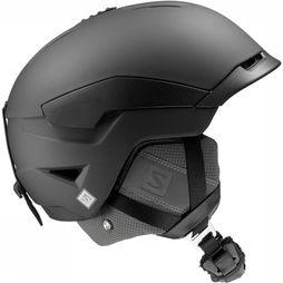Salomon Quest Custom Air Helm Zwart