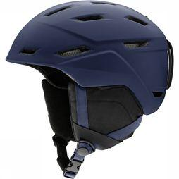 Smith Mission Helm Donkerblauw