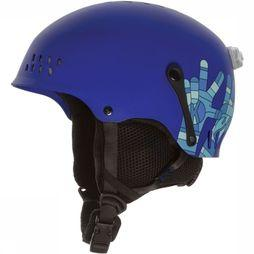 K2 Entity Helm Junior Blauw
