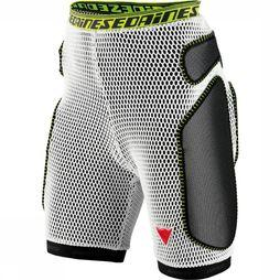 Dainese Kid Short Protector Evo Impactshort Junior Wit