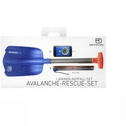 Ortovox Avalanche Rescue Kit 3+  Blauw
