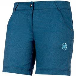 Mammut Massone Short Dames Marineblauw
