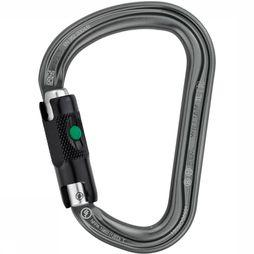 Petzl William Ball-Lock Karabiner Zilver
