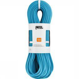 Petzl Contact 9.8mm/70m Enkeltouw Turkoois