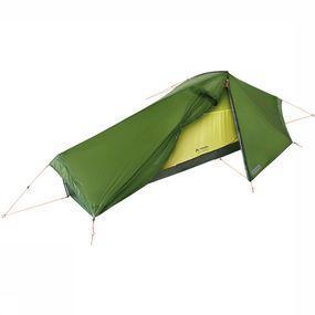 Vaude Tent Lizard Gul 1P Groen