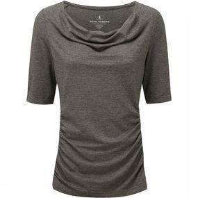 Royal Robbins Essential Tencel Shirt Lichtgrijs Mengeling