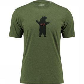 Prana Bear Hug Journeyman T-Shirt Donkerkaki