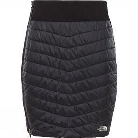 The North Face Inlux Insulated Skirt Regular Dames Zwart/Donkergrijs