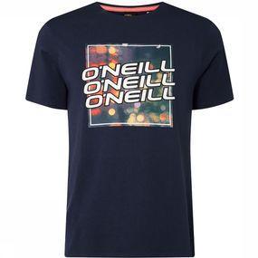 O'Neill Filler T-Shirt Donkerblauw