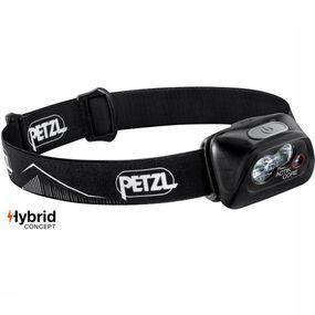 Petzl Actik Core 450 Lumen Hybrid Hoofdlamp Zwart