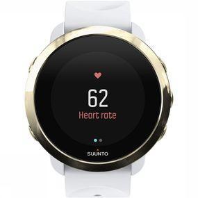 Suunto Fitness 3 Gold Horloge Wit