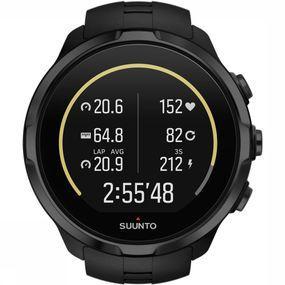 Suunto Spartan Sport Wrist HR Horloge Zwart