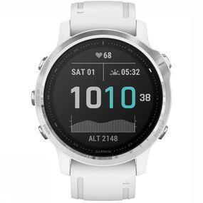 Garmin Fenix 6S Smartwatch Zilver/Wit