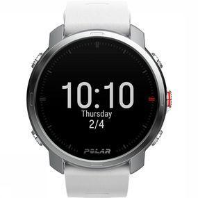 Polar Grit X Outdoor Multisport Horloge S/M Wit/Zilver