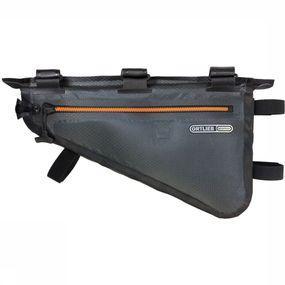 Ortlieb Frame-Pack 4L Frametas Donkergrijs/Oranje