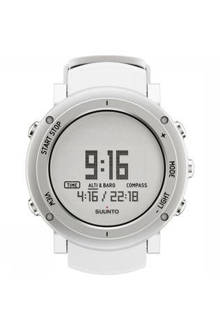 Suunto Core Alu Pure White Horloge Wit