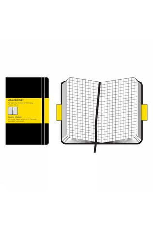 Moleskine Notebook Ruit 2009