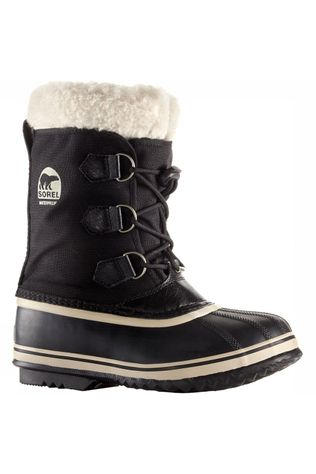 Sorel Yoot PAC Nylon Youth Laars Junior Zwart