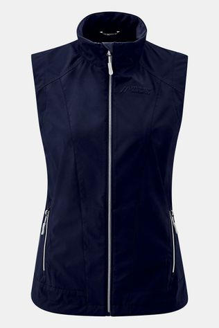 Maier Sports Juval Bodywarmer Dames Donkerblauw