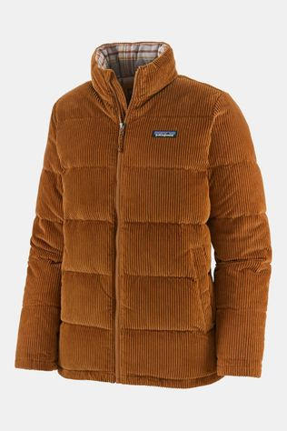 Patagonia Cord Fjord Coat Dames Lichtbruin