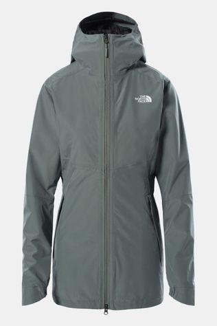 The North Face Hikesteller Parka Shell-Jas Dames Lichtgroen