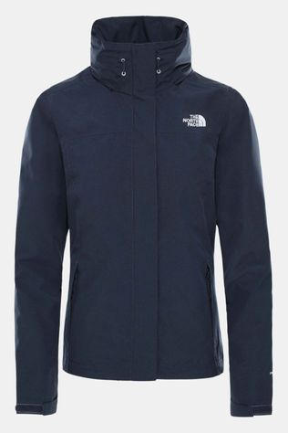 The North Face Sangro Jas Dames Donkerblauw/Wit