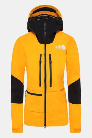 The North Face Summit L5 FutureLight Jas Dames Geel/Zwart