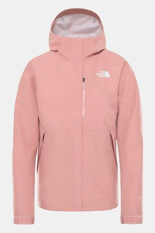 The North Face Dryzzle Futurelight Jas Dames Lichtroze