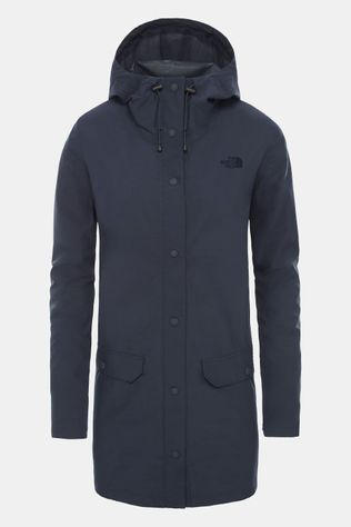 The North Face Woodmont Jas Dames Marineblauw