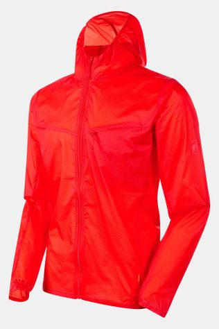 Mammut Convey WB Hooded Jas Rood