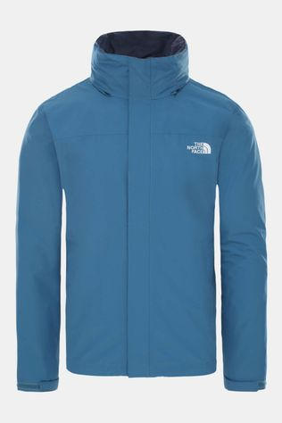 The North Face Sangro Jas Heren Blauw/Donkerblauw
