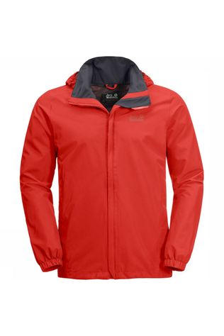 Jack Wolfskin Stormy Point Jas Middenrood