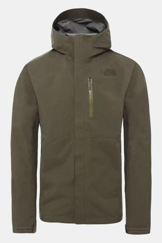 The North Face Dryzzle Futurelight Jas Donkergroen